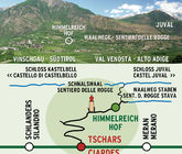 Himmelreich Hof - Lageplan