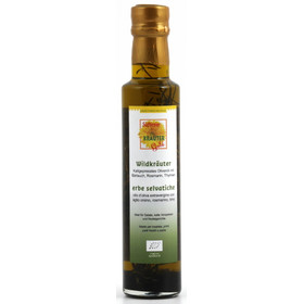 Olio di oliva alle erbe selvatiche 250ml IT BIO 013*