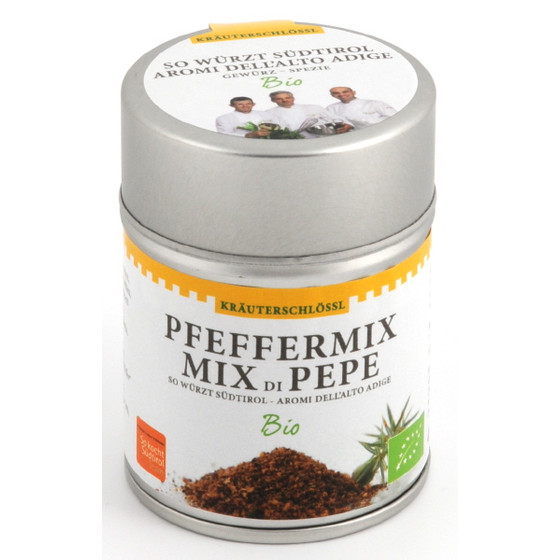 Südtiroler Pfeffermix 45g IT BIO 013*