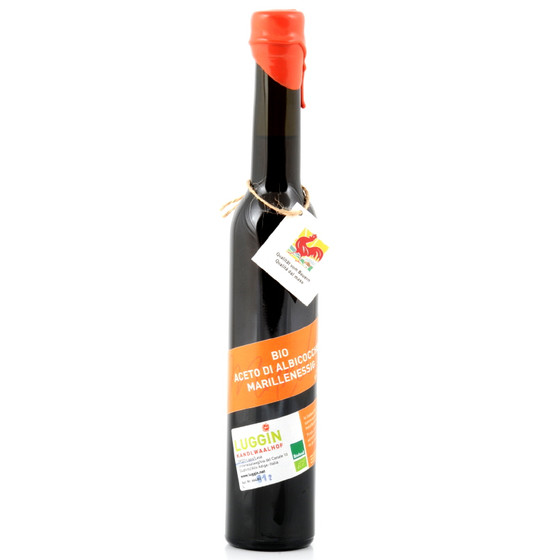 Aceto di albicocche 250 ml IT BIO 013*
