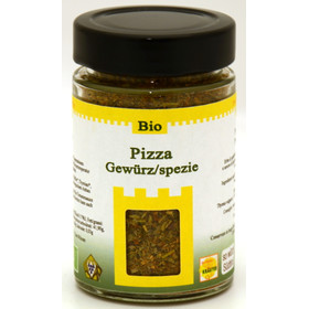 Spezie per pizza 60g IT BIO 013*